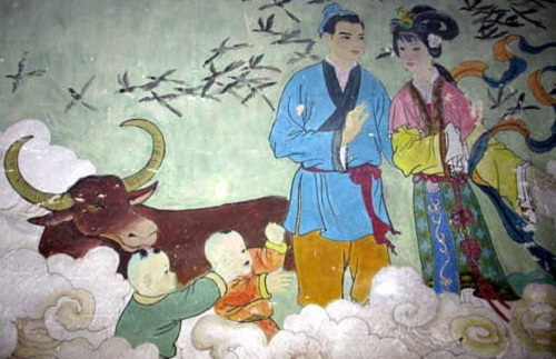Chinese Valentine's Day – The Double Seven Festival 七夕节  Qīxījié