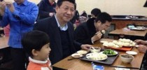 Chinese President Surprise Lunch at Beijing Bun Shop