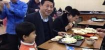 Chinese President Surprise Lunch at Beijing Bun Shop