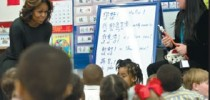 American Kids Enjoy Early Chinese Learning